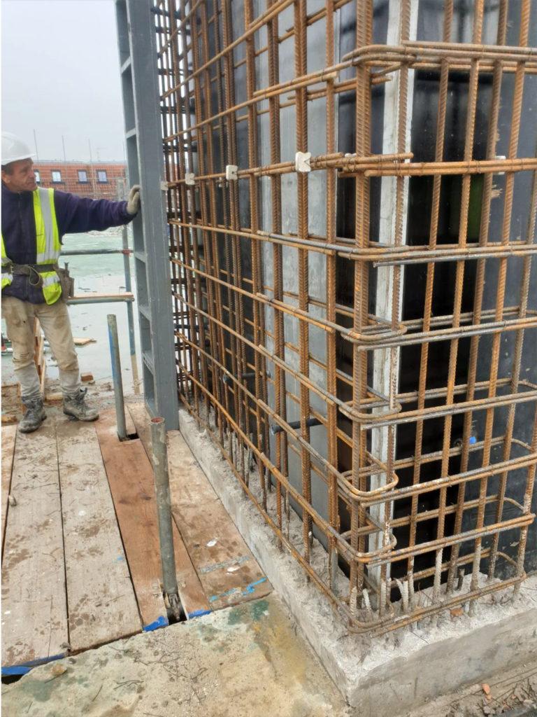Lift Shaft Extension Sunbury
